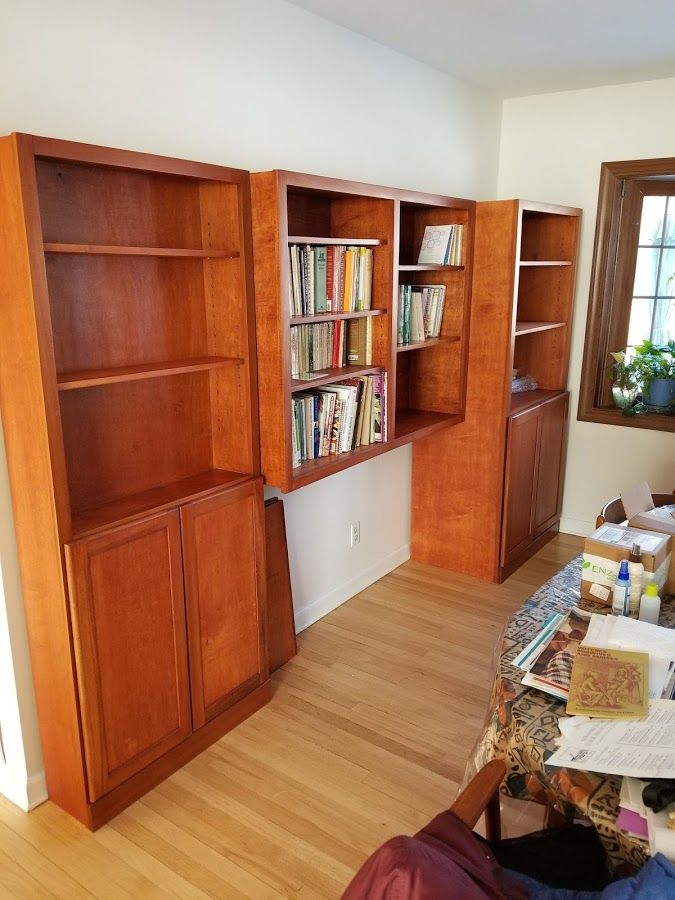 Tiered Bookcases